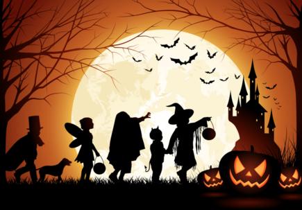 Zbliża się czas Halloween – przygotuj gry i zabawy dla swojego dziecka
