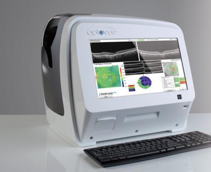 Profilaktyka chorób oka- tomograf optyczny