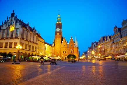 Atrakcje Rynku Starego Miasta we Wrocławiu