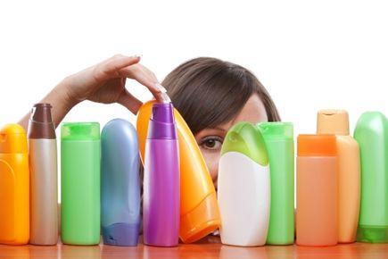 Cykl powstawania szamponów