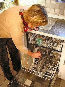 Jak myć zmywarkę