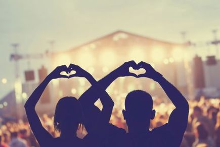 Koncerty, festiwale i inne muzyczne wydarzenia – nigdy więcej nie będziesz narzekać na nudę!