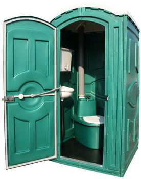Co robić, aby przenośna toaleta fun...