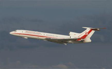 Charakterystyka Tupolewa 154M w kon...