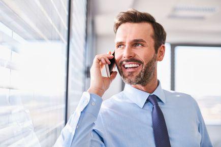 Biznesowy smartfon - skuteczność i funkcjonalność