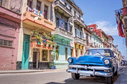 Kuba - karaibskie marzenia