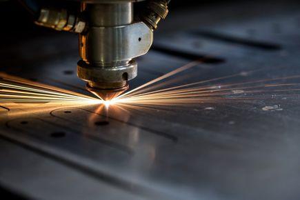 Zastosowanie lasera w przemyśle