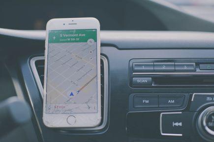 Śledzenie GPS