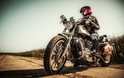 ABC zabezpieczenia motocykla przed kradzieżą