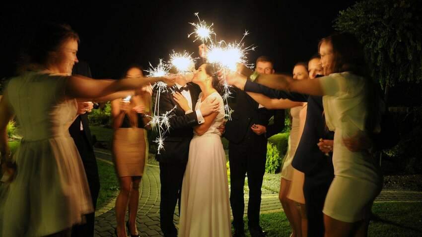 Reportaż Ślubny to też artystyczna fotografia ślubna