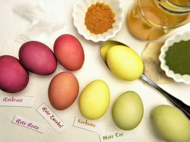 Znaczenie jajek wielkanocnych