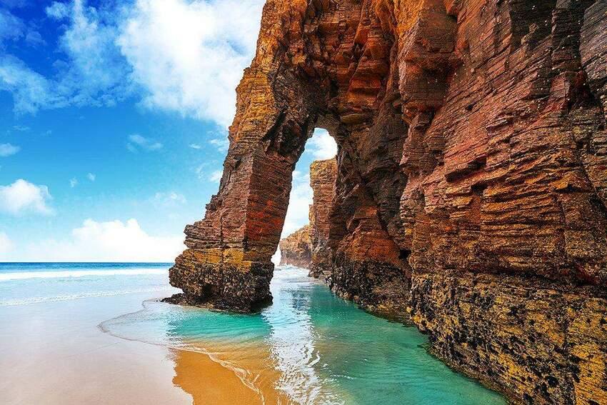 Najlepsze plaże Hiszpanii