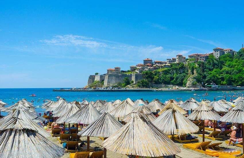 Najlepsze plaże w Czarnogórze
