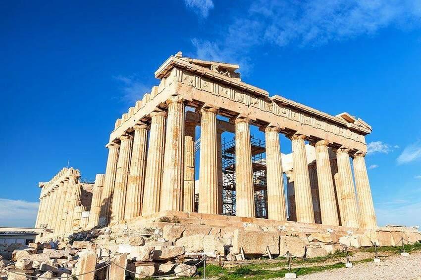 Ateny. Podróż do korzeni cywilizacji