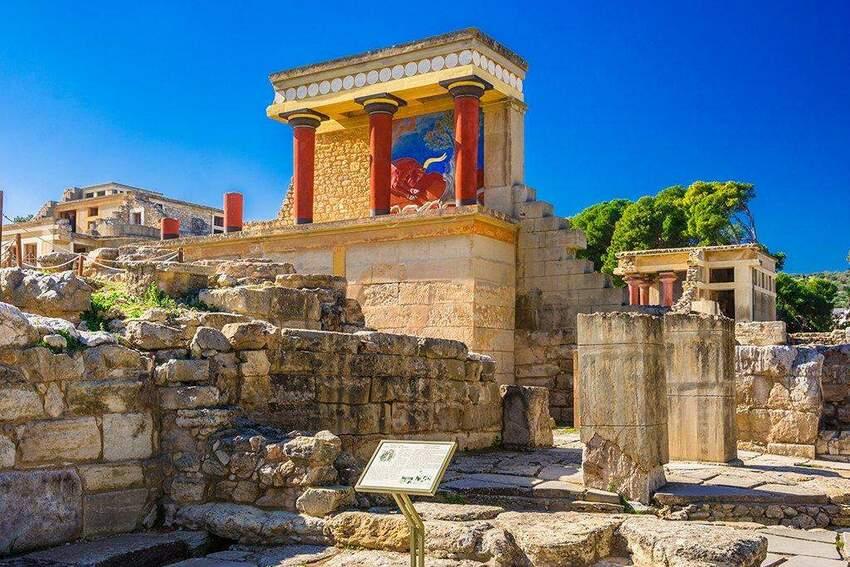 Z wizytą u króla Minosa, czyli wakacje na Krecie