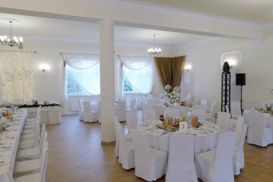 Sala weselna, w której chce się zacząć nowe życie