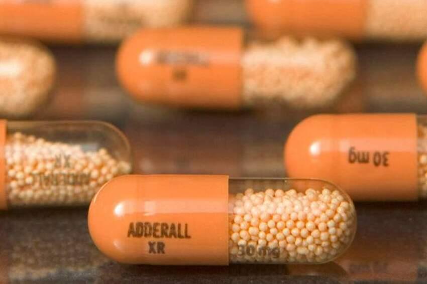 Adderall - działanie i skutki uboczne