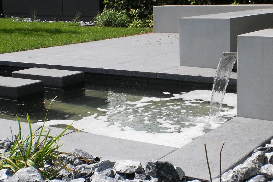 Budowa wodospadu: jak to zrobić