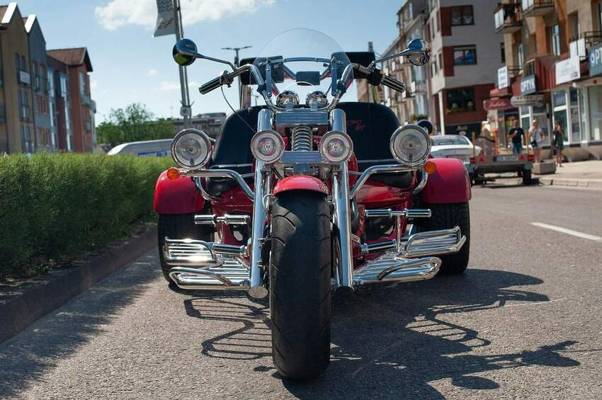 Osłony motocyklowe - gmole, płyta pod silnik - co jeszcze?