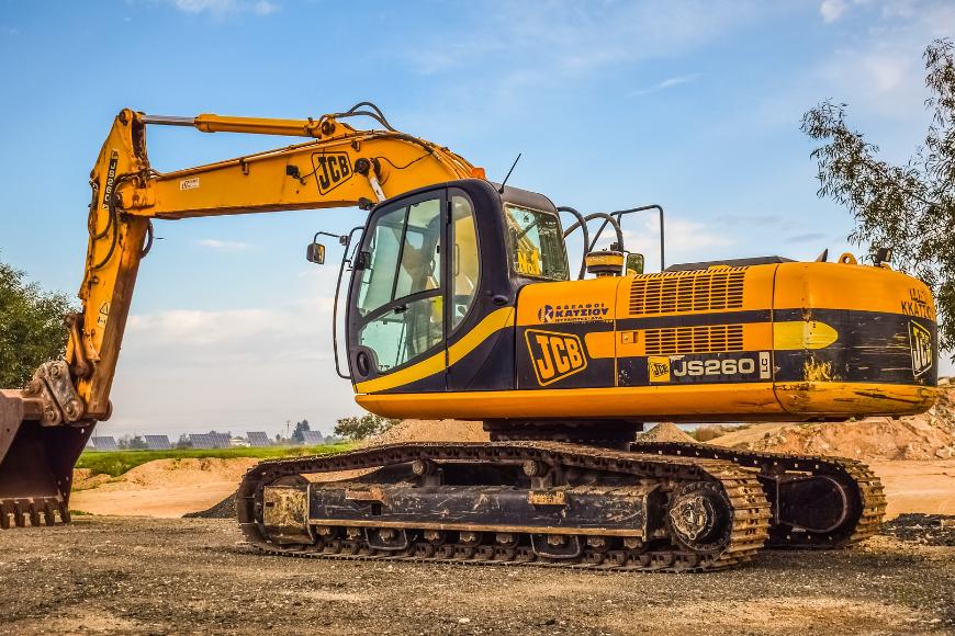 Czy warto inwestować w maszyny budowlane?