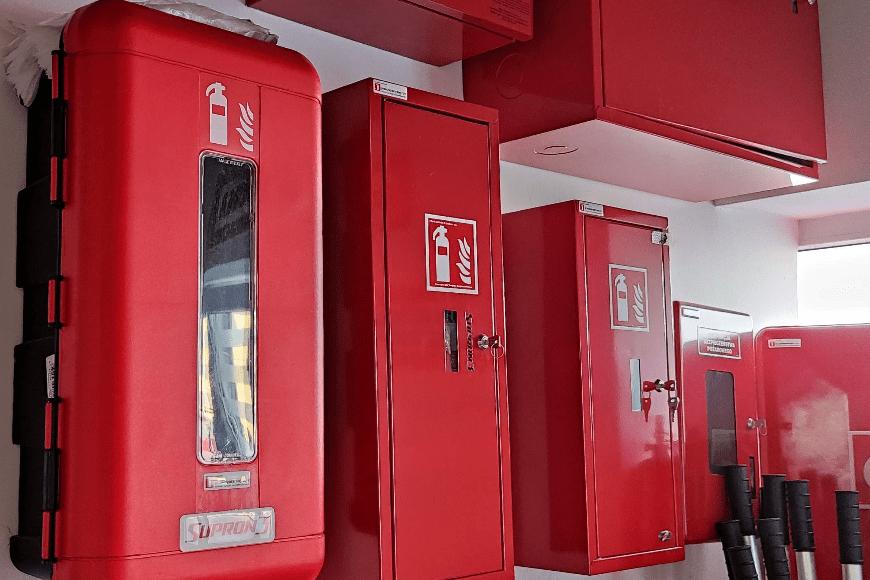 Jaki sprzęt może uchronić nas przed pożarem w firmie czy domu?