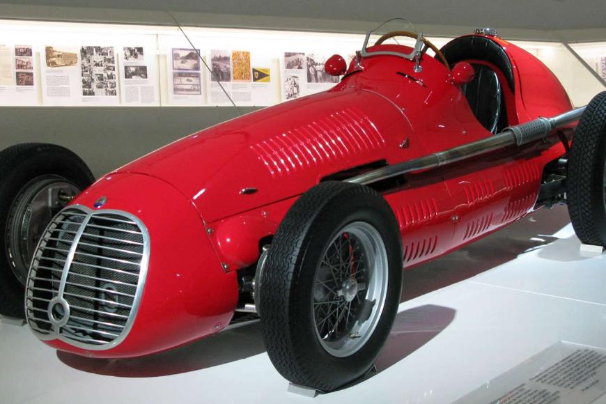 To Maserati było w F1? Analiza występów bolidów z trójzębem w latach 1950-1954 (cz. 1)