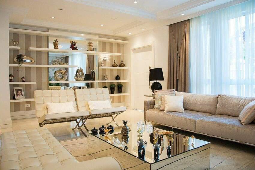 Meble do salonu klasyczne czy nowoczesne - po co warto sięgnąć?