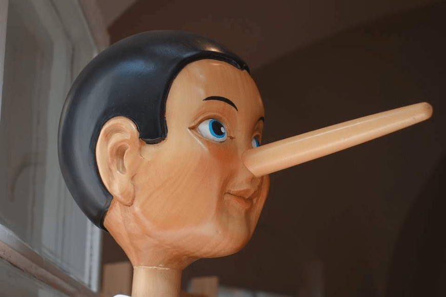 Czy warto jest kłamać dla dobrego celu?