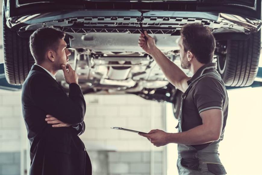 ASO BMW a zwykły warsztat samochodowy, co warto wybrać, aby naprawić nowe BMW?
