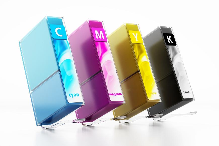 Właściwości oryginalnych i zamiennych tuszów do drukarki HP