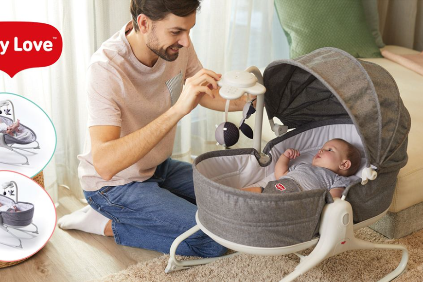 Leżaczek dla dziecka - zalety i wady