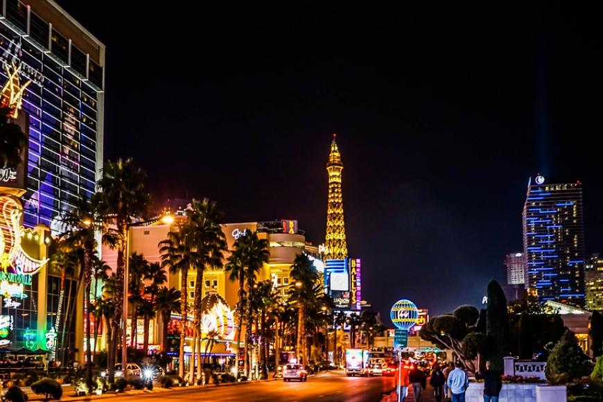 Już otwarte - zwiedzanie Las Vegas w 2021