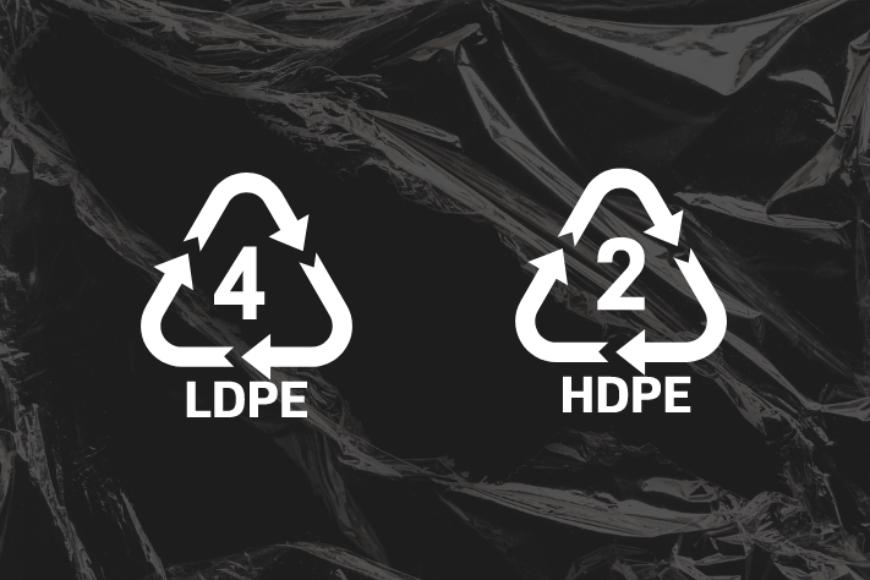 Folia LDPE i HDPE – czym się różnią?