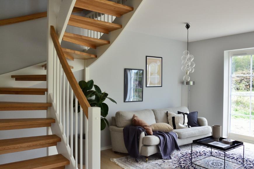 Jak wybrać odpowiednie schody drewniane?