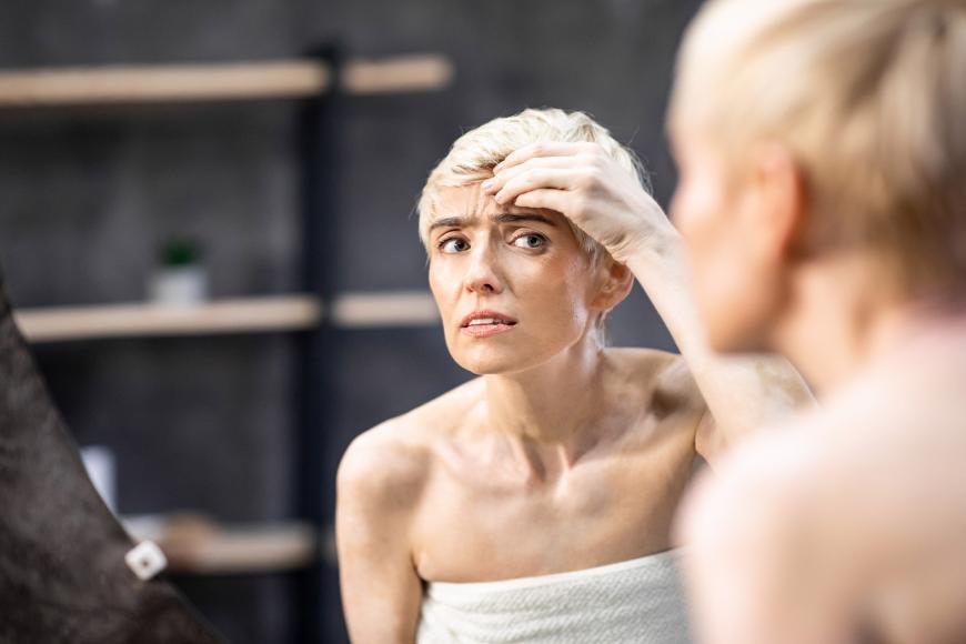 Pielęgnacja przeciwzmarszczkowa - jak wyrobić sobie dobre nawyki?