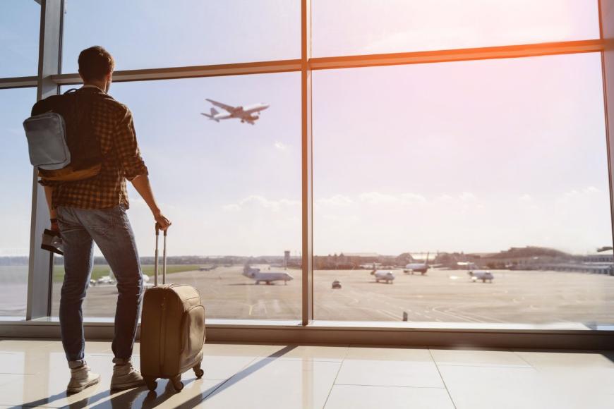 Jak przygotować się do pierwszej podróży samolotem?