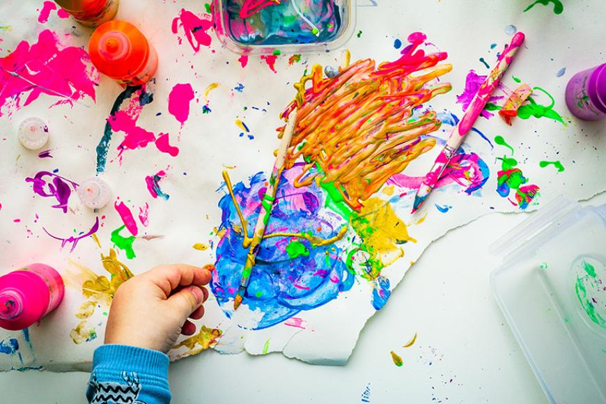 Jak wspierać kreatywny rozwój dziecka?