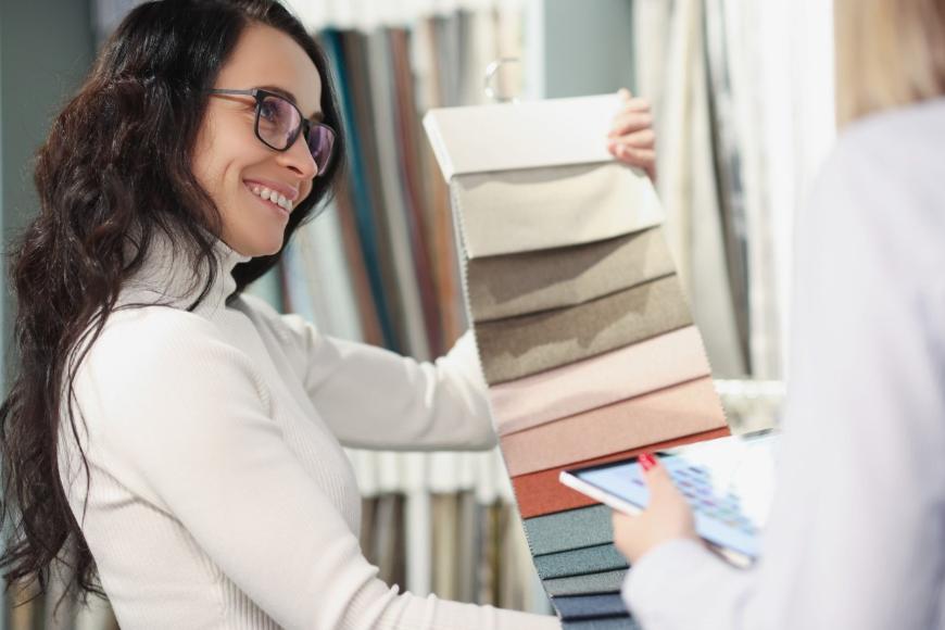 Czym charakteryzują się tkaniny obiciowe Velvet i czy warto je wybrać?