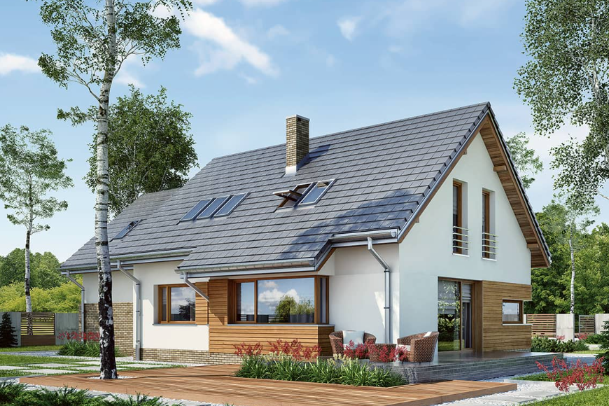 Jakie domy są najtańsze w budowie?