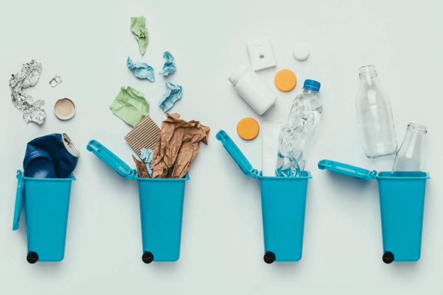 Recykling – jak segregować śmieci?