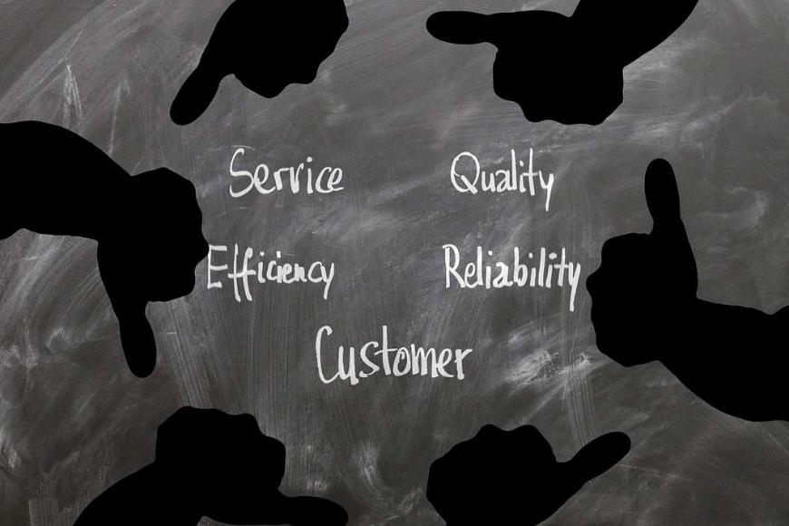 O sukcesie firmy świadczy obsługa klienta