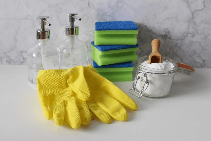 Jak dokładnie posprzątać w domu?