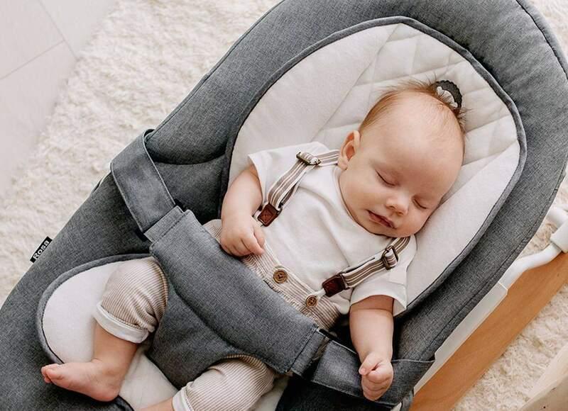 Sposób na uspokojenie dziecka, czyli bujaczki niemowlęce