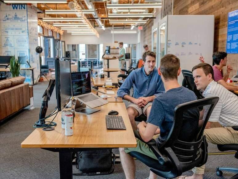 Biuro coworkingowe – idealne miejsce pracy dla freelancera