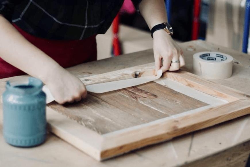 6 pomysłów na DIY z drewna