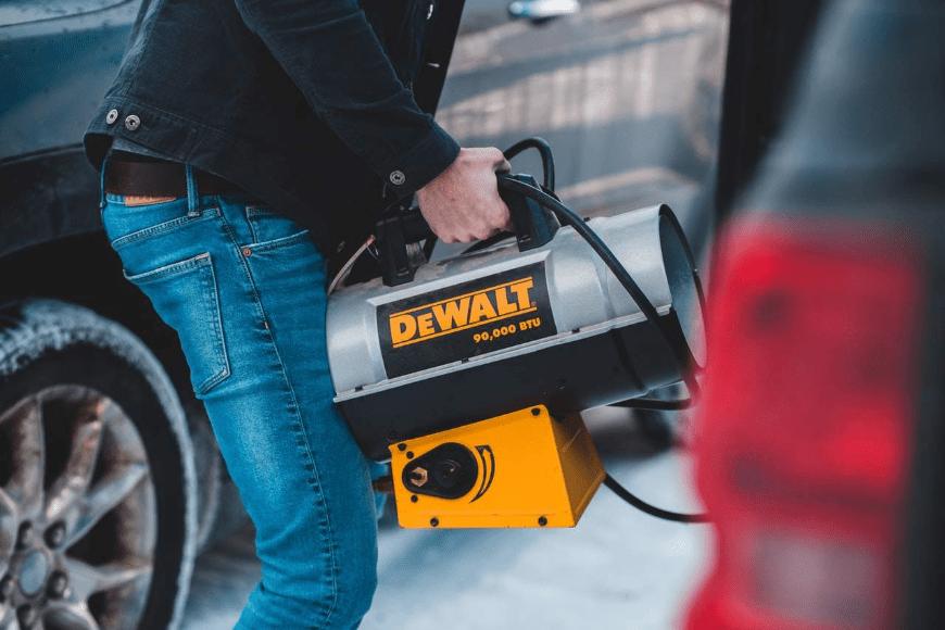 Nagrzewnice powietrza – rodzaj paliwa a zastosowanie