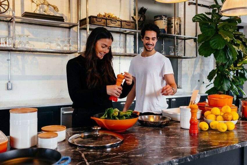 5 porad dotyczących zdrowego gotowania w domu