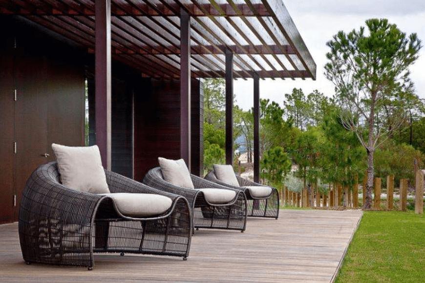 Luksusowe meble ogrodowe - sprawdź co je wyróżnia
