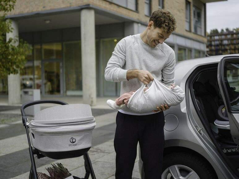 Nosidełko dla noworodka - wsparcie dla rodziców