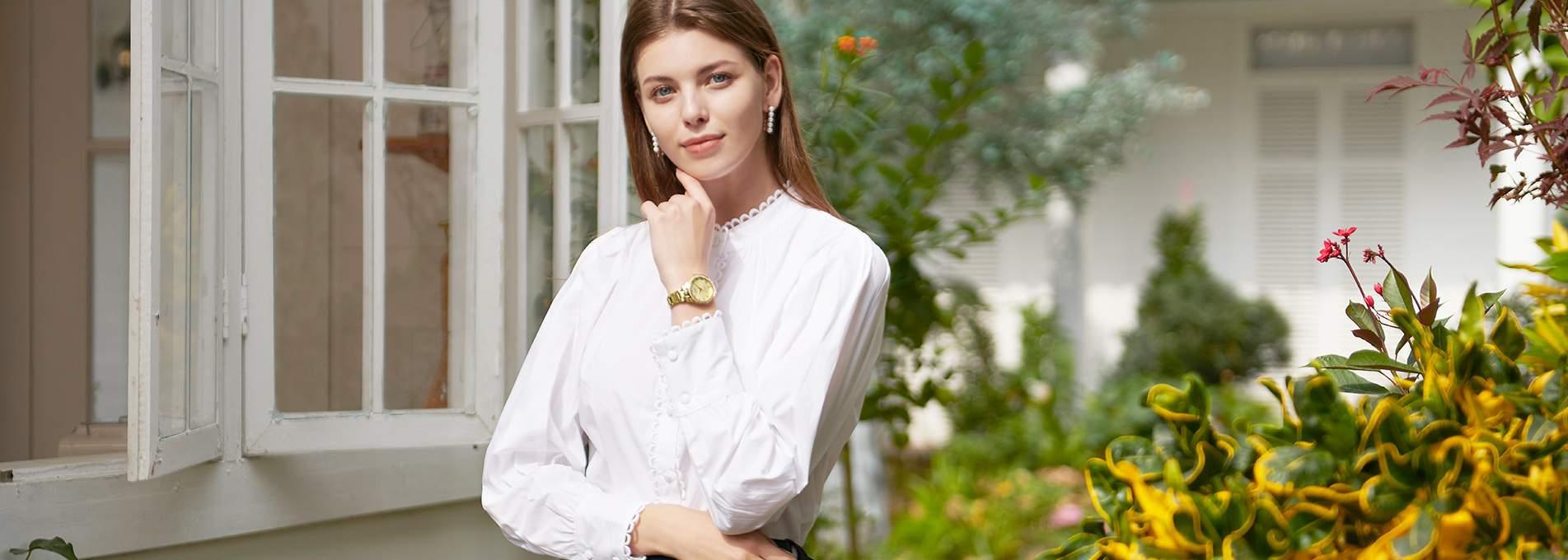 Inspirujący świat zegarków fashion - Lorus, Michael Kors, Cluse